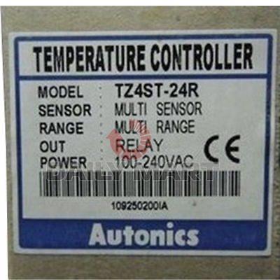 New Autonics Tz4st-24r Temperature Controller 116 Din Digital Relay Output