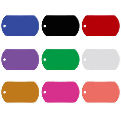 Wholesale Dog Tags (20pcs Wholesale Aluminum Military Pet Dog ID Tags Personalized Engraved)
