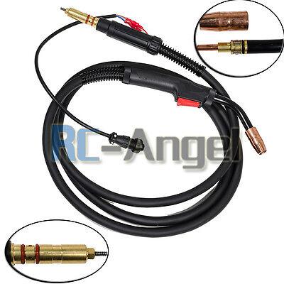 100amp 10-ft Mig Welding Torch Gun Replacement For Miller M-100 M-10 248282
