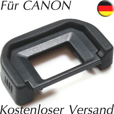 Augenmuschel für CANON EOS 1000D 1100D EF Spiegelreflexkameras neu