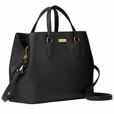 KATE SPADE EVANGELIE LAUREL WAY SATCHEL WKRU3930