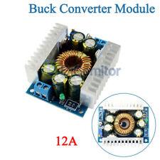 DC to DC 5-40V to 1.2-36V 12A High Power  Buck Converter Step Down Power Supply