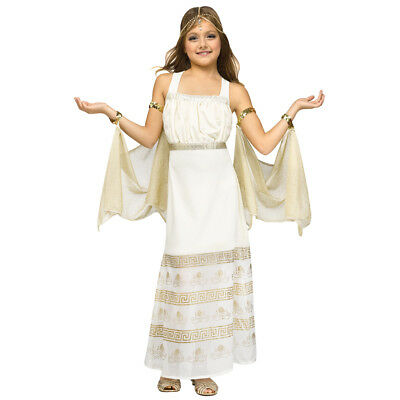 Girls Golden Goddess Halloween Costume ()