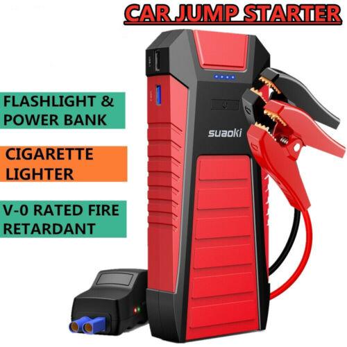 Suaoki U27 25000mAh USB Car Jump Starter Pack Booster Batter