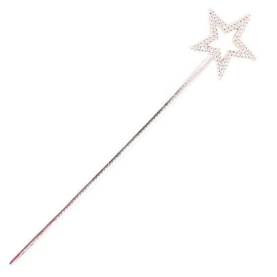 Fairy Princess Wands (Sequin Wand Star Fairy Cinderella Princess Girls High)