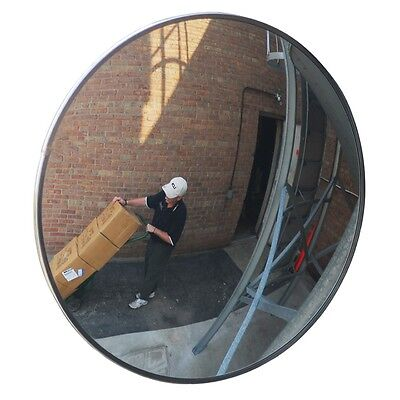 New 24 Convex Mirror Non Shattering Indooroutdoor Industrial Rated Security
