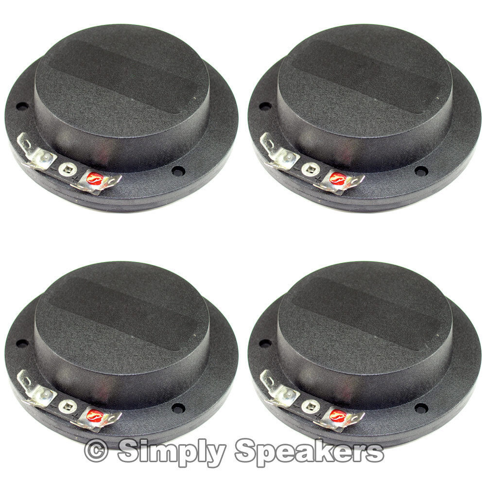 Diaphragm for Yamaha JAY-2080 Horn Driver Repair SS Audio Parts 8 ohms 4 Pack