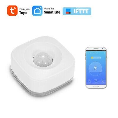 WIFI PIR Motion Sensor Wireless Infrared Detector Tuya APP C