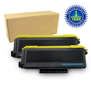 2PK TN650 Toner for Brother TN620 MFC-8480DN MFC-8680DN MFC-8690DW MFC-8890DW