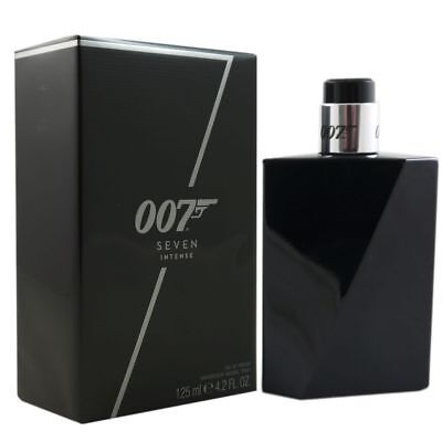 James Bond 007 Seven Intense 125 ml Eau de Parfum EDP