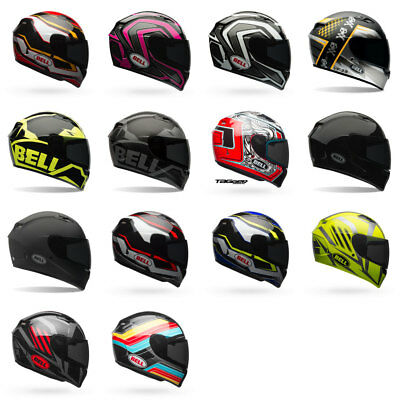 2019 Bell Qualifier Full Face Motorcycle Street Helmet DOT - Pick Size & -
