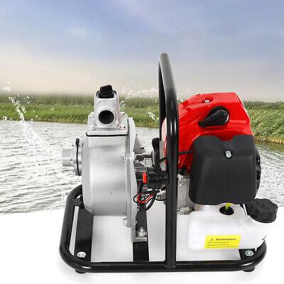 1.0l 1.25kw 1.7hp Portable Petrol Water Transfer Pump 2 Stoke Irrigation Pump