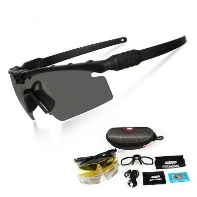 Army Protection Military Glasses Shooting Goggles Tactical Polarized -