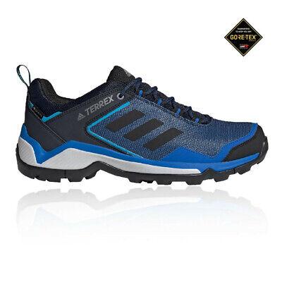 adidas Mens Terrex Eastrail GORE-TEX Walking Shoes - Black Navy Blue Sports