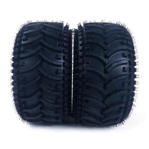 two Oshion 22x12-8 ATV Tire Set 22x12x8 22-12-8 4Ply P308 New with warranty