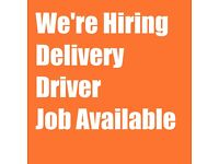Part Time Customer Delivery Driver Job Available - Flexible