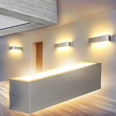 Wandleuchte LED Design Schlaf Wohn Zimmer Lampen Flur Leuchten Wandlampe 10W