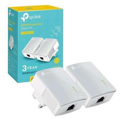 TP-LINK TL-PA4010KIT Powerline AV600 Ethernet 500Mbps INTERNET VELOCE Conf. 2 PZ
