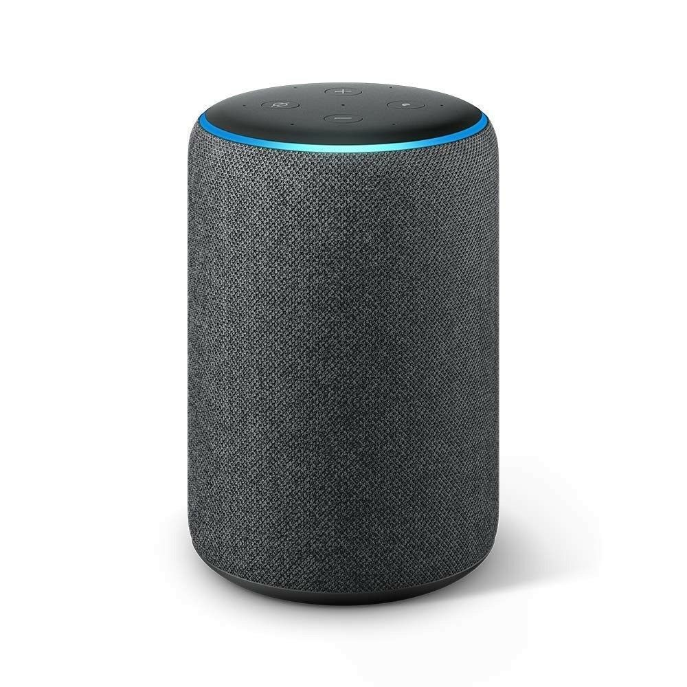 Amazon Echo Plus 2nd Generation Built In Smart Home Hub Alexa
