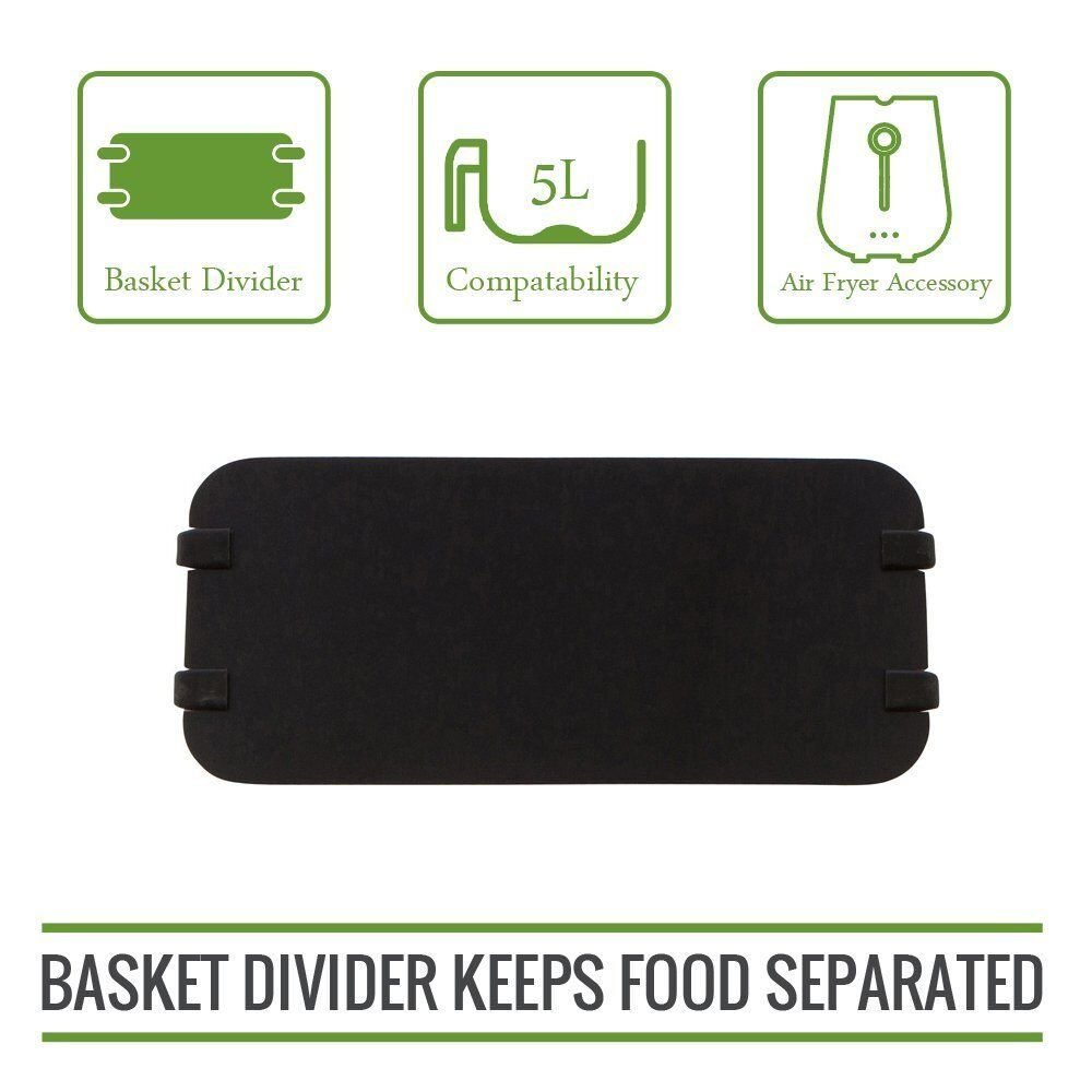 Simple Living XL Air Fryer Cooking Divider, Compatible with
