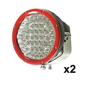Brand New: 2X 9inch 315w CREE LED Driving Light Spot Beam Offroa Sydney City Inner Sydney Preview