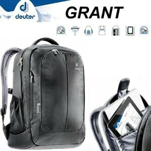 Deuter Grant Zaino Business Porta Computer Pc Tablet Da