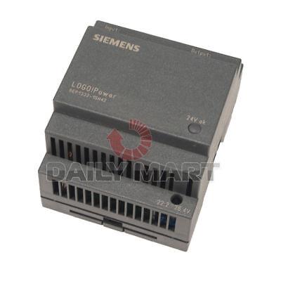 New Siemens 6ep1332-1sh42 Logo Power Supply 24v2.5a