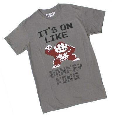 Nintendo It's On Like Donkey Kong NES Arcade Classic Mens T-Shirt Its On Like Donkey Kong T-shirt