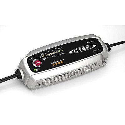 CTEK MXS 5.0 Batterieladegerät Auto PKW KFZ Motorrad Batterie Ladegerät AGM GEL