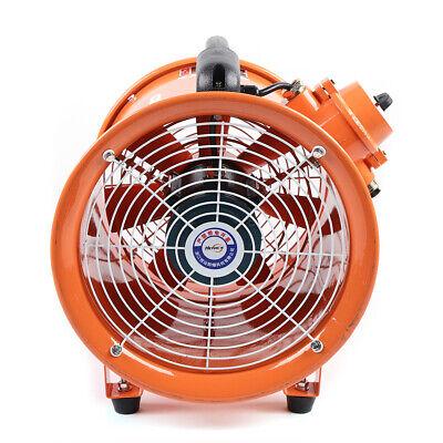 10 Atex Ventilator Explosion Proof Axial Fan Extractor Fan Fume Utility Blower