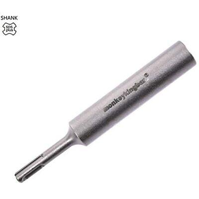 - Sds Plus 58 Diameter Ground Rod Driver Bit Demolition Steel Hammer Drill