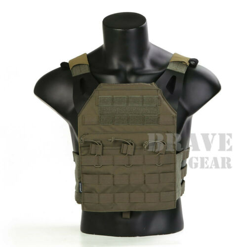 Emerson JPC Tactical Vest Molle Lightweight Plate Carrier Airsoft Body Armor