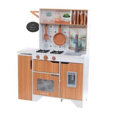 KidKraft Taverna Play Kitchen New Free Shipping