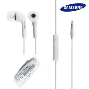 Earphones Headphone HandsFree For Samsung Galaxy S7 S6 Edge S4 S3 S2 Note 3 4 5