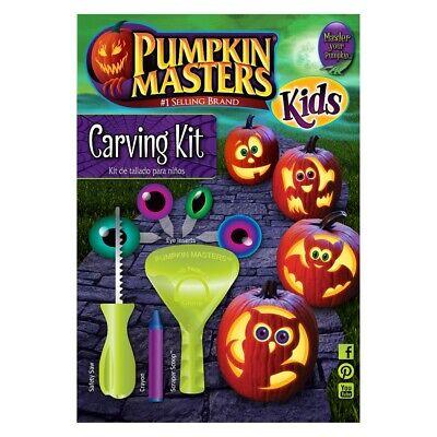 Pumpkin Masters America's Favorite Halloween Pumpkin Carving Kit For - Halloween Pumpkins For Children