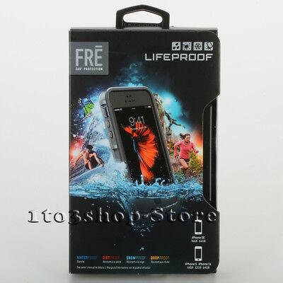 LifeProof Fre iPhone 5 iPhone SE iPhone 5s Case Waterproof Dustproof Gray NEW