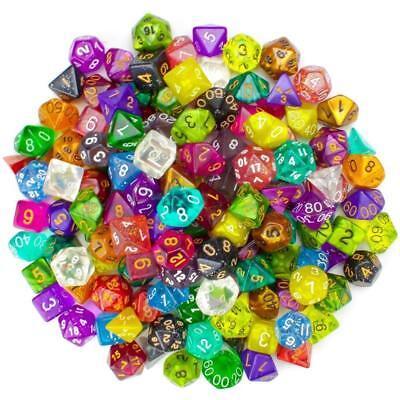 20 Premium & MTG Spin Down Assort Dice Lot W/ Bag Brand New Magic The Gathering Dungeons Dragons Premium Dice