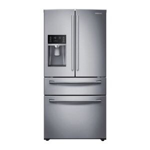 Samsung 28.15 cu. ft. Stainless Steel French Door Fridge (NEW!)