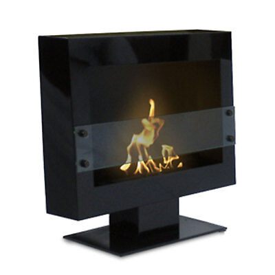 Anywhere Fireplace Tribeca II 2 Free Stand Fireplace Smokeles Bio Fuel Odorlese Ethanol Biofuel Fireplace