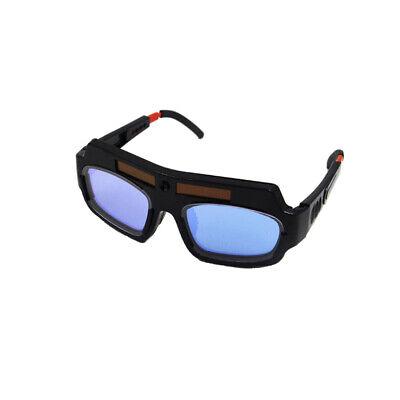 Solar Powered Auto Darkening Welding Mask Helmet Eyes Goggle Welder Glasses
