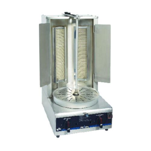 "Star Vbg30 32"" Vertical Gas Gyro Broiler"