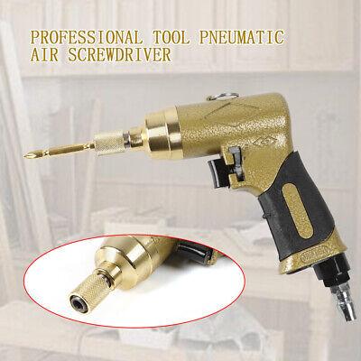 Professional Tool 14 Pneumatic Air Screwdriver Gun Screw Driver Reversible