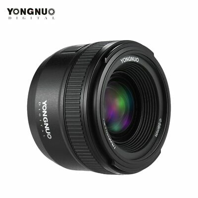 YONGNUO YN35mm F2.0 AF/MF Focus Lens for Nikon D7100 D3200 D3300 D3100 D5100 D90