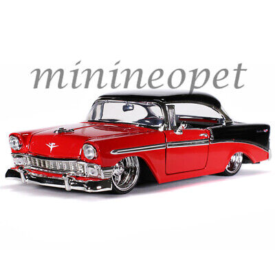 1953 Chevy Bel Air Chevrolet Grün Weiß Green White 1:24 Jada Toys 98884