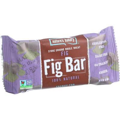 Nature's Bakery-Whole Wheat Fig Bars (12-2 oz bars)