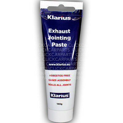 140G Tube Klarius PST4NB Exhaust Assembly Jointing Paste Cement Sealant Putty