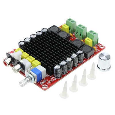 TDA7498 2 x 100W Class D dual channel digital power amplifier board stereo audio