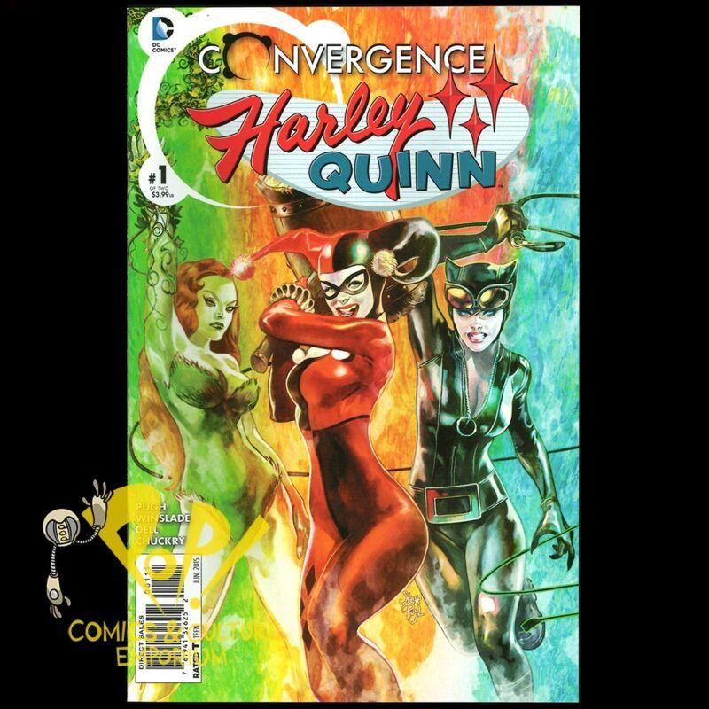 Harley Quinn #50 A Cover DC NM Comics Book