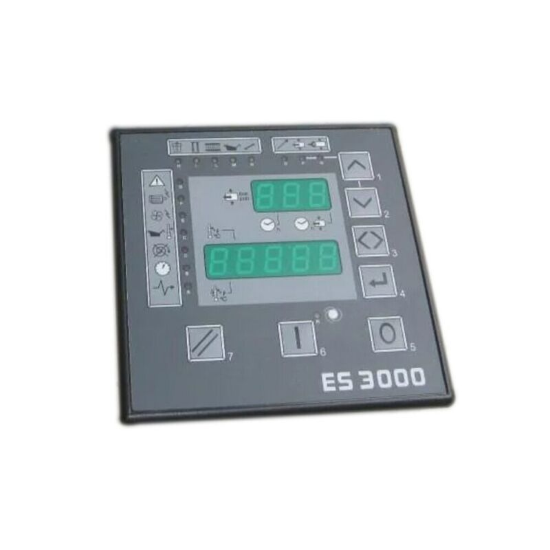 ES3000 Control Panel for Liutech Air Compressor Part 2202560023 PLC Controller
