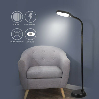 LED Floor Lamp Reading Light Home Office Natural Full Spectrum Sunlight Therapy